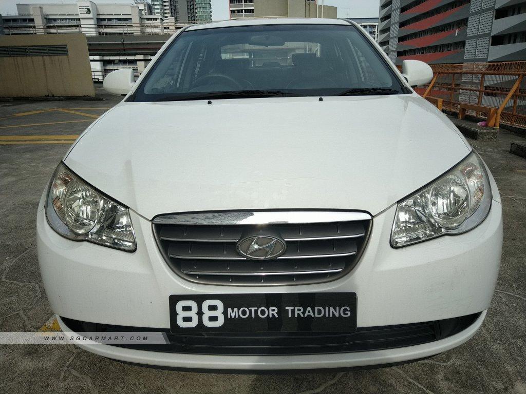 Hyundai Avante 1.6A (OPC) (New 5-yr COE)