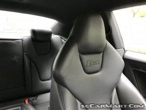 Audi S5 4.2M FSI Quattro