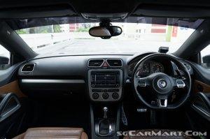 Volkswagen Scirocco 1.4A TSI Sunroof (New 10-yr COE)