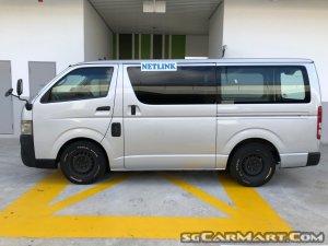 Toyota Hiace 3.0M (COE till 11/2023)