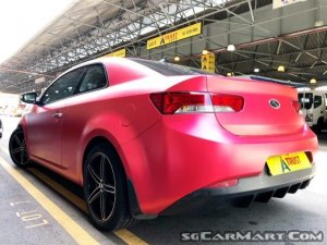 used kia cerato forte koup 2 0a sx car for sale in singapore aa rh stcars sg