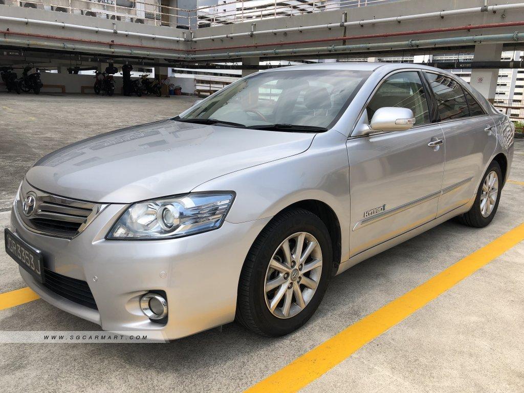 Toyota Camry Hybrid 2.4A
