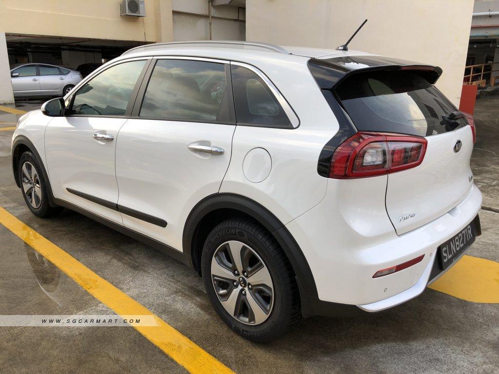 Kia Niro Hybrid 1.6A