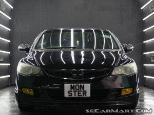 Honda Civic 1.8A VTi-S (COE till 02/2022)