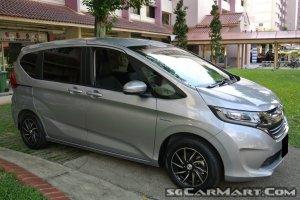 Used Honda Freed Hybrid 1 5a G Honda Sensing Car For Sale In