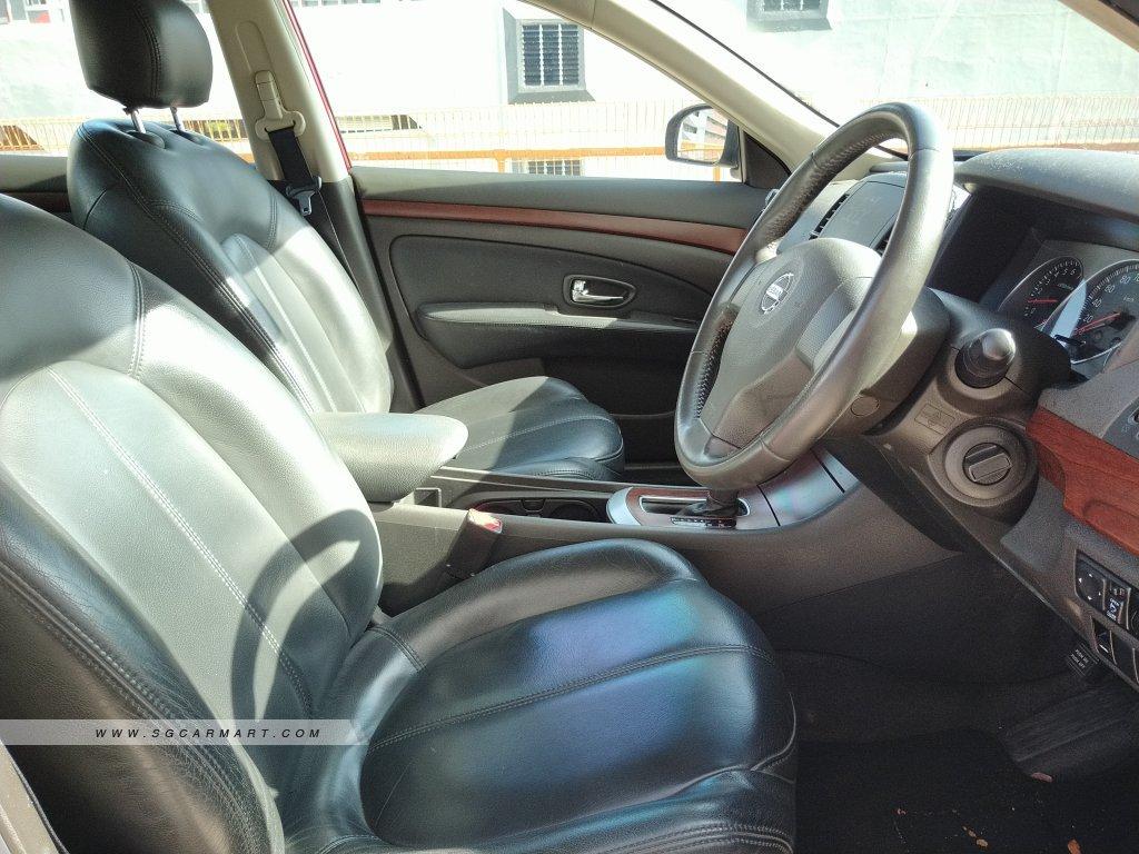 Nissan Sylphy 1.5A (New 5-yr COE)