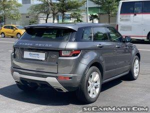 Land Rover Range Rover Evoque Dynamic 5DR