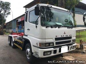 Mitsubishi Fuso Super Great FV517 (COE till 10/2020)