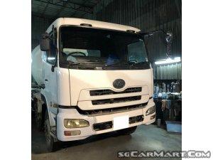 Nissan CGB45 (COE till 05/2028)