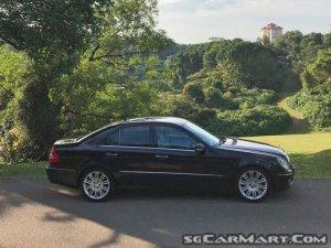 Mercedes-Benz E-Class E200K Avantgarde (New 10-yr COE)