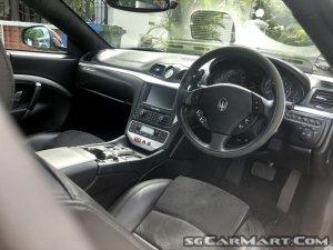 Maserati GranTurismo Cambiocorsa