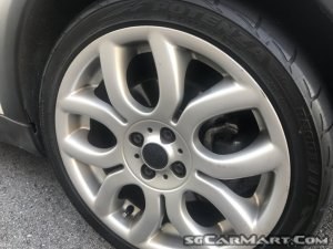 MINI Cooper 1.6A (New 10-yr COE)