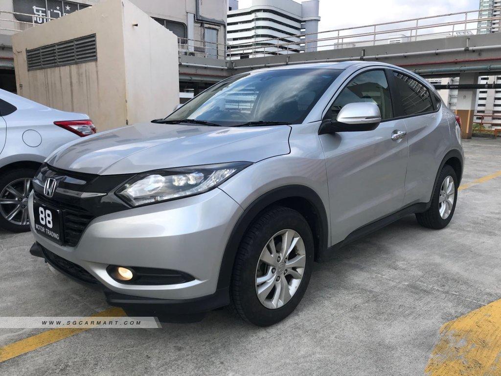 Honda Vezel 1.5A X