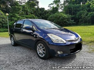 Toyota Wish 1.8A (COE till 01/2021)