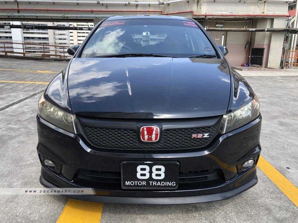 Honda Stream 1.8A RSZ (COE till 08/2022)