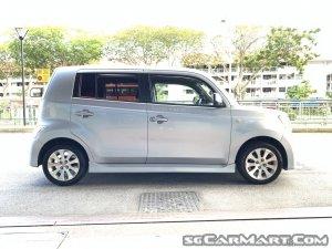Used Daihatsu Materia 1 5a Coe Till 07 2022 Car For Sale In