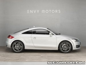 Used Audi Tt Coupe 32a Quattro S Tronic Coe Till 052028 Car For