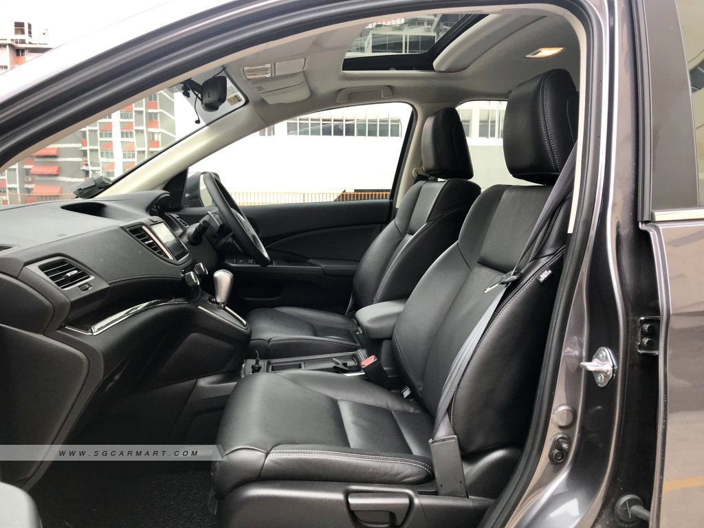 Honda CR-V 2.4A Sunroof