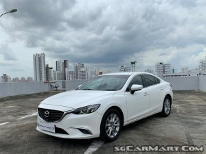 used mazda 6 2 0a car for sale in singapore friends auto traders rh stcars sg