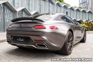 Mercedes-Benz AMG GT Premium