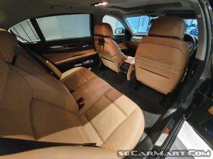 BMW 7 Series 730Li Luxury Sunroof