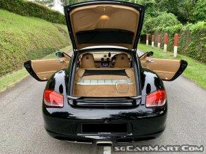 Porsche Cayman 2.9A PDK (New 10-yr COE)