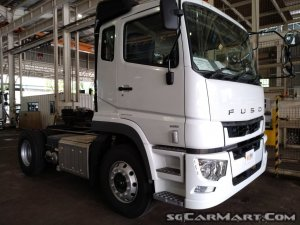 Used Mitsubishi Fuso Car for Sale in Singapore, Bell Auto