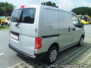 Used Nissan Nv200 Car For Sale In Singapore Coe Auto Trading