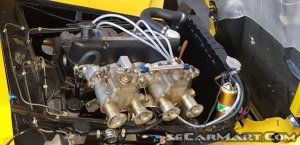 Lotus Super Seven (COE till 03/2028)