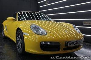 Porsche Boxster S 3.4A Tip (COE till 03/2027)