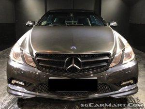Mercedes-Benz E-Class E250 CGI Coupe (New 10-yr COE)