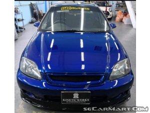 Honda Civic SIR EK4 (New 10-yr COE)