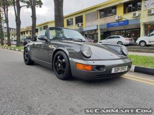 Porsche 911S (COE till 02/2029)