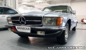 Mercedes-Benz 280SLC (COE till 12/2020)