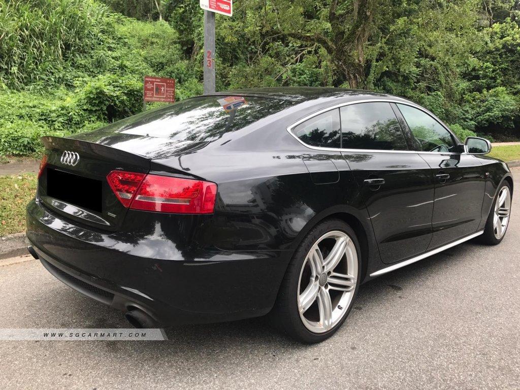 Kelebihan Kekurangan Audi A5 Sportback 2011 Top Model Tahun Ini