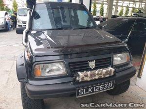 Suzuki Vitara 1.6M JLX (COE till 04/2029)