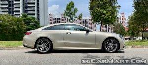 Mercedes-Benz E-Class E300 Coupe AMG Line