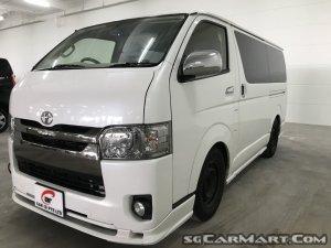 Toyota Regius Ace Super GL