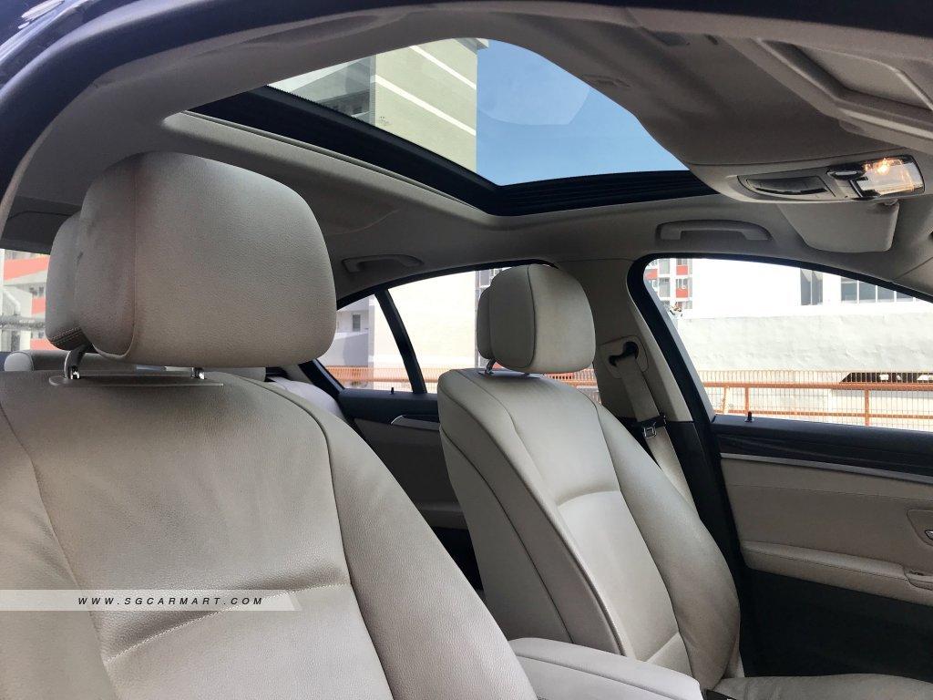 BMW 5 Series 523i Sunroof