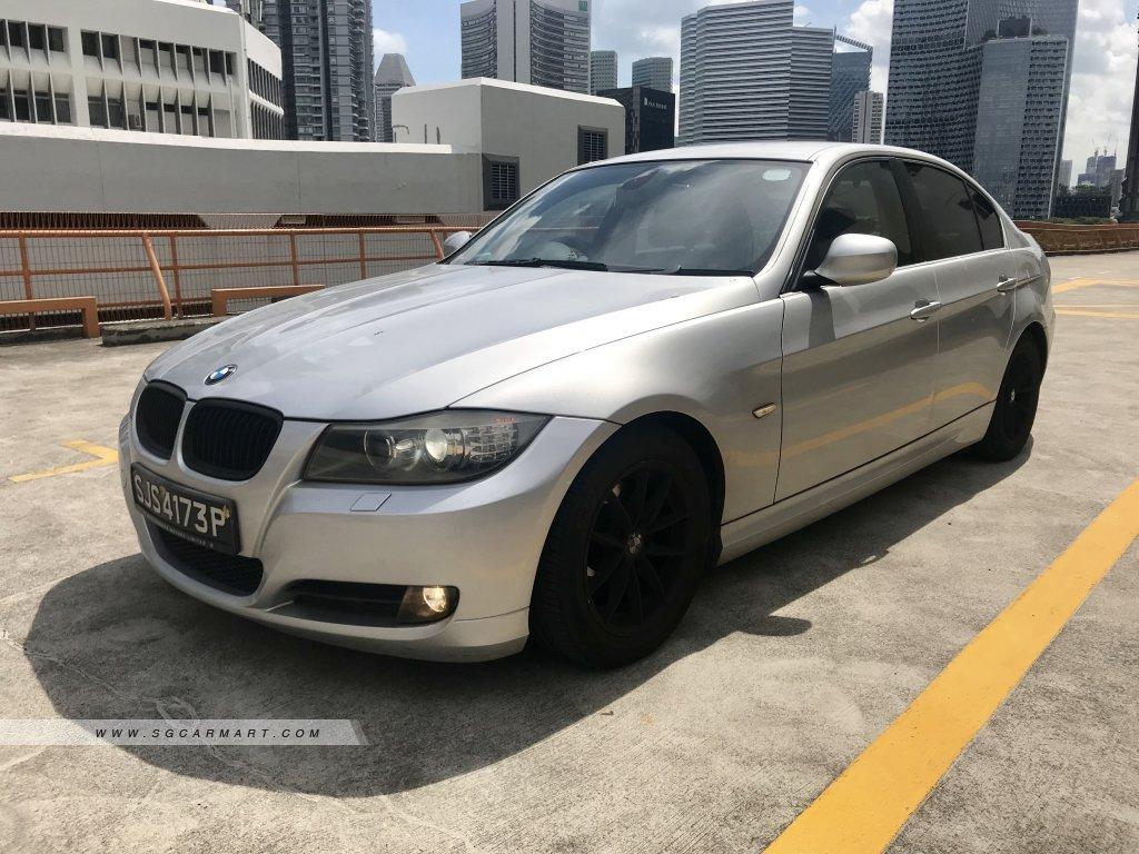 BMW 3 Series 323i (New 10-yr COE)