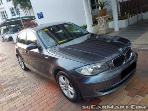 BMW 1 Series 118i 5DR (COE till 02/2029)