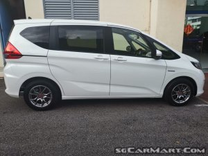 Used Honda Freed Car for Sale in Singapore, TTS Eurocars ...