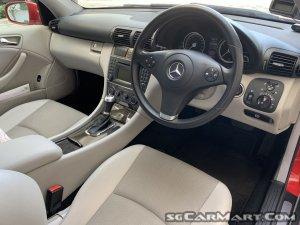 Mercedes-Benz CLC-Class CLC180K