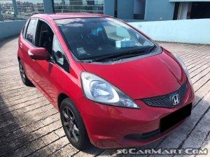 Honda Fit 1.3A G (New 5-yr COE)