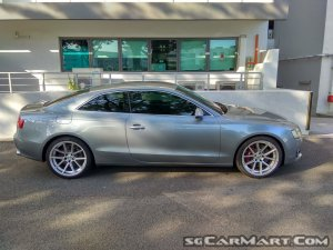 used audi a5 coupe 2 0a tfsi quattro car for sale in singapore mv rh stcars sg