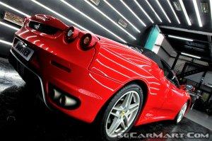 Ferrari F430 F1 Spider (COE till 01/2027)