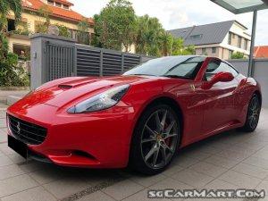Ferrari California 4.3A