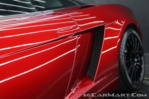 Lamborghini Gallardo LP560-4 (New 10-yr COE)