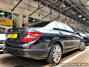 Mercedes-Benz C-Class C180K Avantgarde (New 10-yr COE)