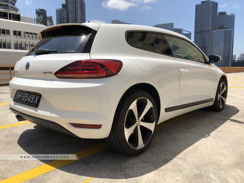 Volkswagen Scirocco GP 1.4A TSI